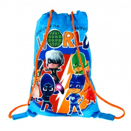 PJ Masks Gym Bag - World
