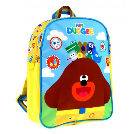Hey Duggee Backpack - Rainbow