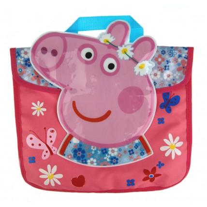 Peppa Pig Girls Book Bag  3D