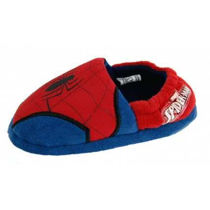 Marvel Spiderman Boys Slippers - Spider-Man