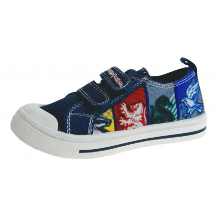 Harry Potter Canvas Pumps - Navy
