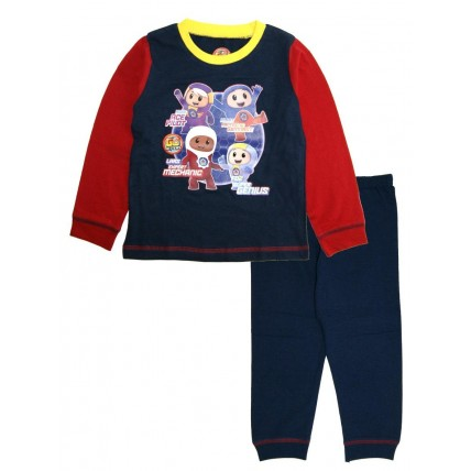 Go Jetters Boys Long Pyjamas