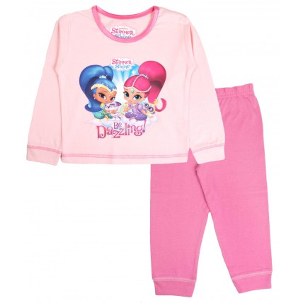 Shimmer And Shine Long Pyjamas - Be Dazzling
