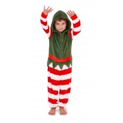 Kids Fleece All In One - Elf