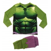 Kids Hulk Dress Up Pyjamas