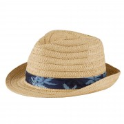Boys Trilby Tropical Print Hat