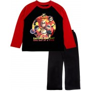 Disney Incredibles Long Pyjamas