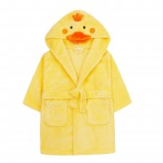 Boys Girls Novelty Duck Dressing Gown
