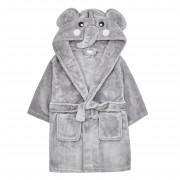 Boys Girls Novelty Elephant Dressing Gown