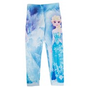 Disney Frozen Elsa Leggings - Blue