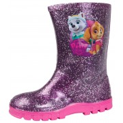 Paw Patrol Skye & Everest Wellington Boots