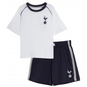 Kids Tottenham Hotspur Short Pyjamas Boy Premiership Football Kit Shorts T-shirt