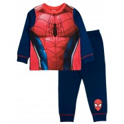 Kids Spiderman Dress Up Pyjamas