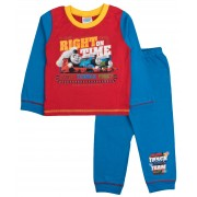 Thomas The Tank Engine Long Pyjamas - Right On Time