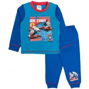 Thomas The Tank Engine Long Pyjamas - On Track On Time