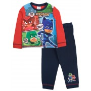 PJ Masks Long Pyjamas - Comic