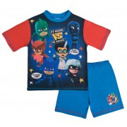 PJ Masks Boys Short Pyjamas - VS The Baddies