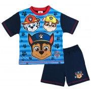 Paw Patrol Short Pyjamas - Pup Faces