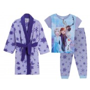 Disney Frozen 2 - Dressing Gown + Pyjamas