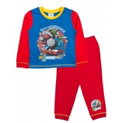 Thomas The Tank Engine Long Pyjamas - Race With Thomas
