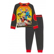 Power Rangers Boys Full Length Pyjamas