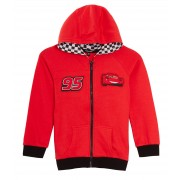 Disney Cars Zip Hooded Jacket