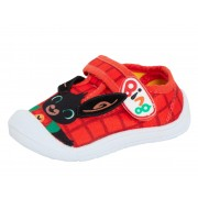 Boys Bing Bunny 3D Ears Canvas Pumps Kids Easy Fasten Summer Trainers Age Size