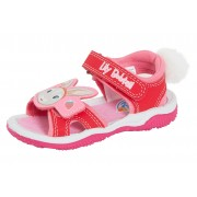 Girls Lily Bobtail Sports Sandals Kids 3D Tail Summer Flat Shoes Beach Age Size