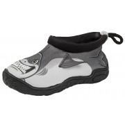 Boys Shark Aqua Shoes - 3D Fin