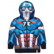 Marvel Avengers Hooded Jacket - Captain America
