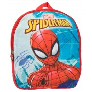 Spiderman  Boys Plush Backpack