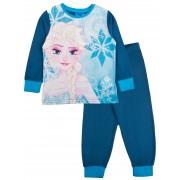 Girls Disney Frozen Elsa Long Pyjama Set