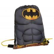 Boys DC Comics Batman Drawstring Gym Bag Kids Sports Swimming PE Kit Rucksack
