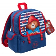 Paddington Bear Luxury Backpack With Purse