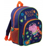 Peppa Pig George Pig 3D Astronaut Backpack