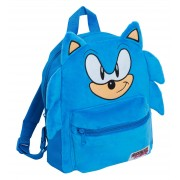 Sonic The Hedgehog 3D Plush Backpack