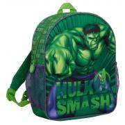 Boys Incredible Hulk 3D Backpack Kids Marvel Avengers School Travel Rucksack Bag