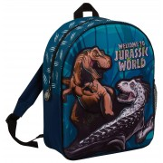 Jurassic World Bag Boys Backpack Kids T-Rex Sports Rucksack School Lunch Bag