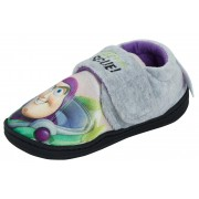 Disney Toy Story Buzz Lightyear Slippers Boys comfort Easy Fasten House Shoes