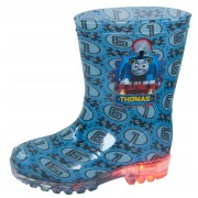 Thomas The Tank Engine Light Up Wellington Boots