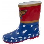 DC Comics Wonder Woman 3D Rubber Wellington Boots