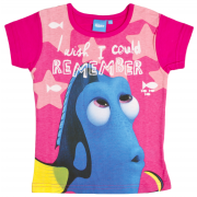 Finding Dory Short Sleeved T-Shirt - I Wish I Could Remember