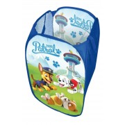 Boys Paw Patrol Pop Up Storage Basket