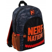 Nerf Nation Kids Camouflage Backpack