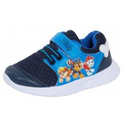 Boys Paw Patrol Sports Trainers Kids Chase Marshall Easy Touch Fasten Pumps Size