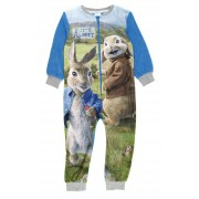 Boys Peter Rabbit Fleece Onesie