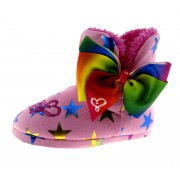 JoJo Siwa Slipper Booties - 3D Bow