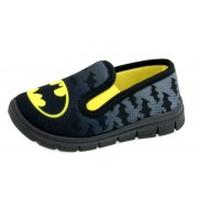 DC Comics Boys Batman Slippers  Slip On