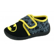 DC Comics Boys Batman Slippers  Adjustable Strap
