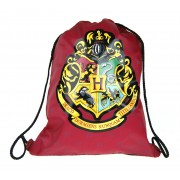 Harry Potter Drawstring Bag - Crest